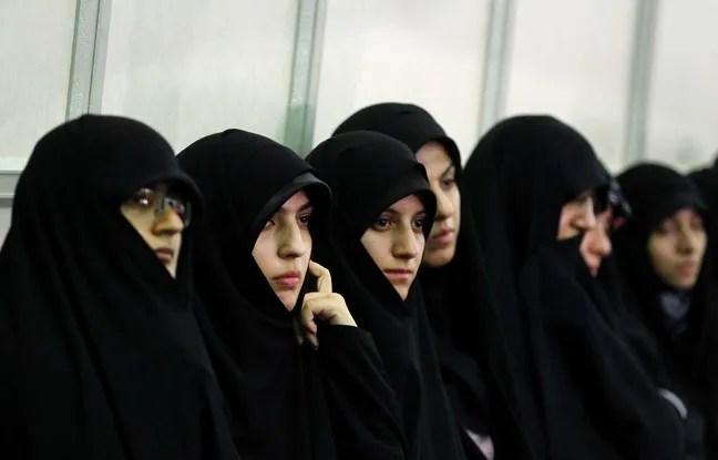 Des femmes en Iran (illustration).
