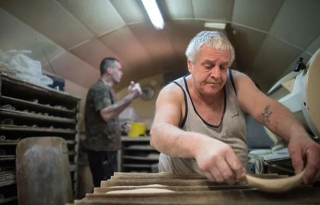 Le boulanger s'est laissé six mois pour former à son métier celui qui lui a sauvé la vie et à qui il va céder sa boulangerie.