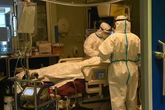 Oui, différentes chaînes ont bien diffusé par erreur des images d'un hôpital hors contexte