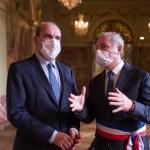 Jean Castex vient annoncer samedi 200millions d'euros pour la troisième ligne de métro