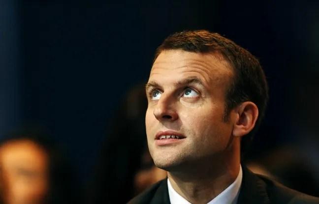 Emmanuel Macron le 2 décembre 2016 à Deauville.