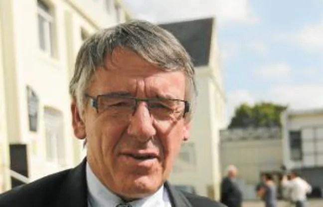 Hervé Bonamy, directeur diocésain.