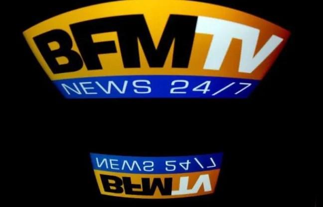 La chaîne d'infos BFMTV Illustration