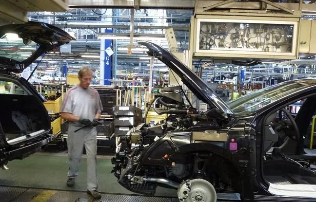 Les lignes de montage ont été perturbées ce jeudi à l'usine PSA de la Janais.