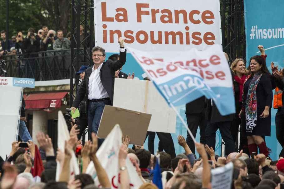 Непокоренная Франция