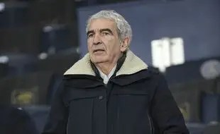 Raymond Domenech.