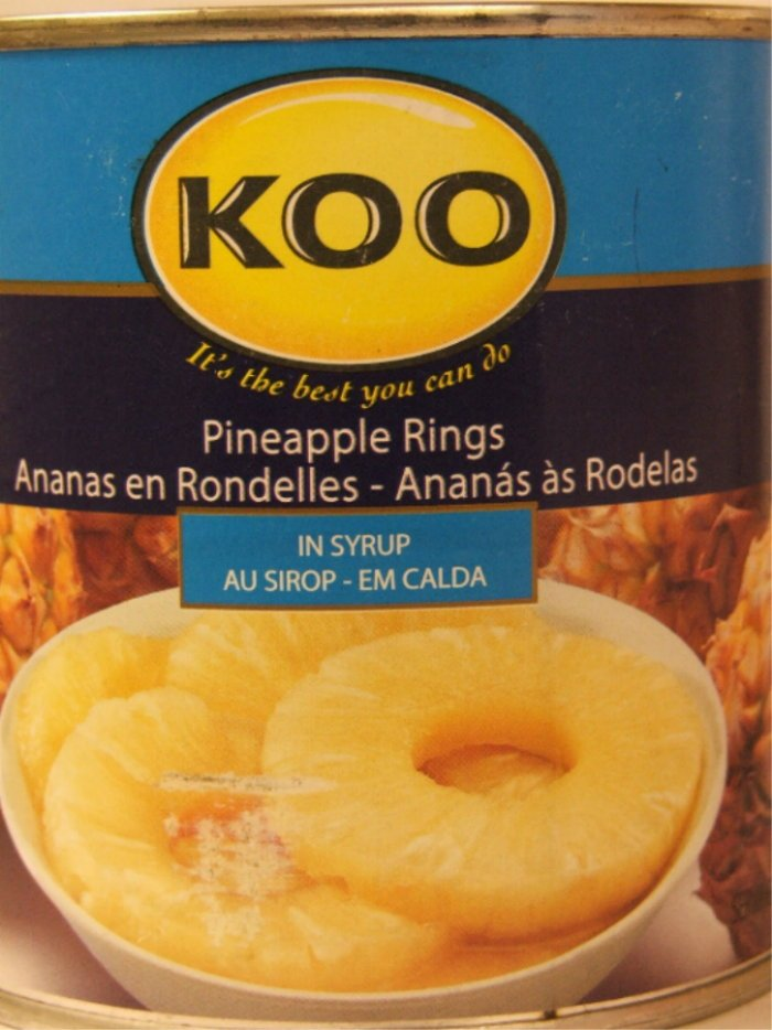 Image result for tinned pineapples south africa