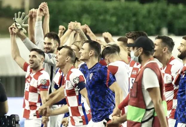 Split:  Kvalifikacije za Svjetsko prvenstvo, Hrvatska - Slovenija
