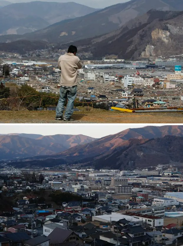 Japan marks 10th anniversary of Fukushima disaster