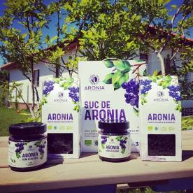 Suc de Aronia beneficii