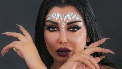 شاهد بالصور اخت الفنانة هيفاء وهبي تثير غضب الجمهور بصورها ال***