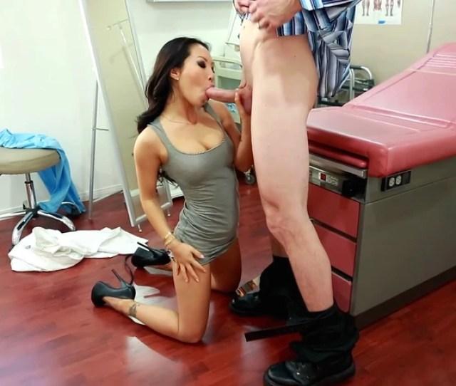 Sexy Asian Doctor Asa Akira Does A Bubbly Deepthroat Blowjob 3 Movs Mobile