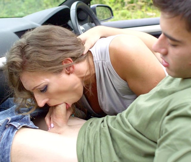 Cock Loving Milf Ava Austen Deepthroats Young Cock In The Cabrio 3 Movs Mobile