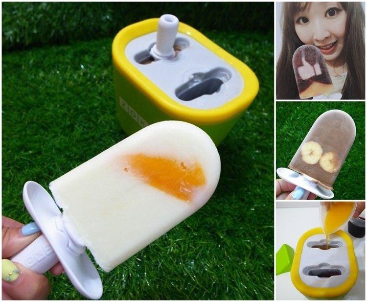 【手作】今夏最流行!!美國Zoku快速製冰棒機~7分鐘立即搞定!(文末抽獎)