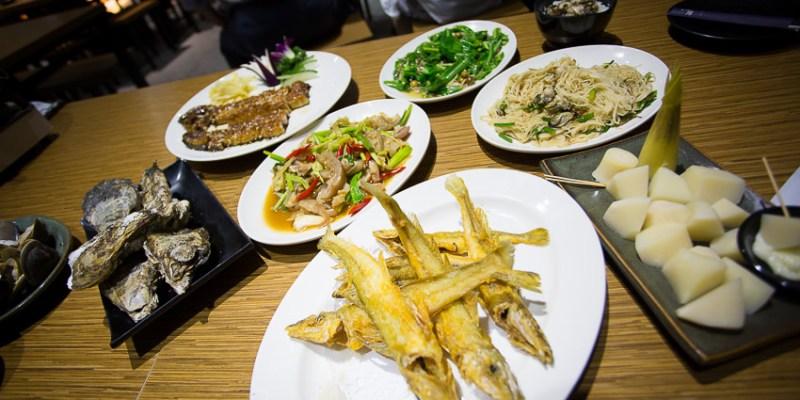 【台南】來見網友啦!!大名鼎鼎的「蚵男」,好吃鮮蚵料理一次滿足!蚵男 生蠔 海物 燒烤