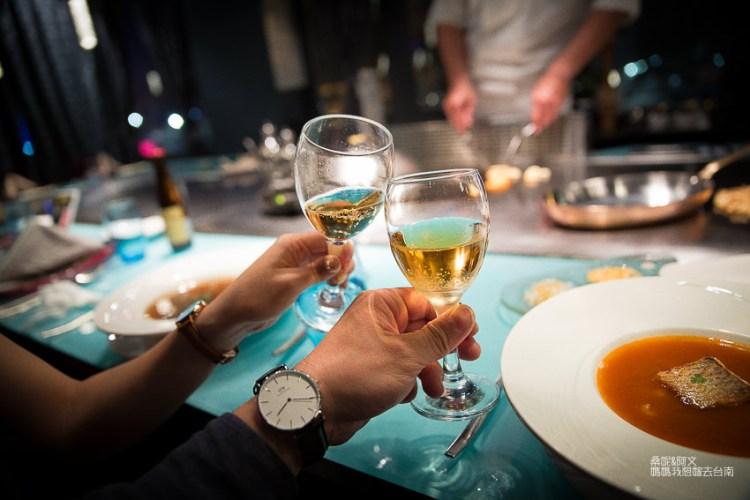 【美食】約會餐廳推薦!品嘗A5和牛的幸福滋味~夏慕尼 新香榭鐵板燒