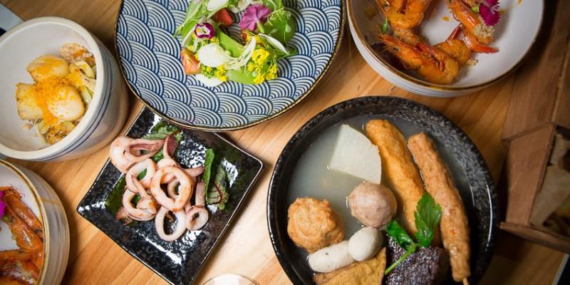 【台南美食】跟著食物去旅行,台南火車站旁的特色老倉庫「食倉鮮切牛排」