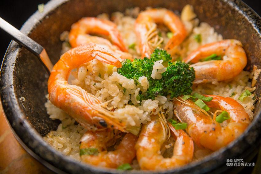 【台南】台南聚餐推薦,新菜色私房石燒蒜蝦飯好喜歡~~小麥先生