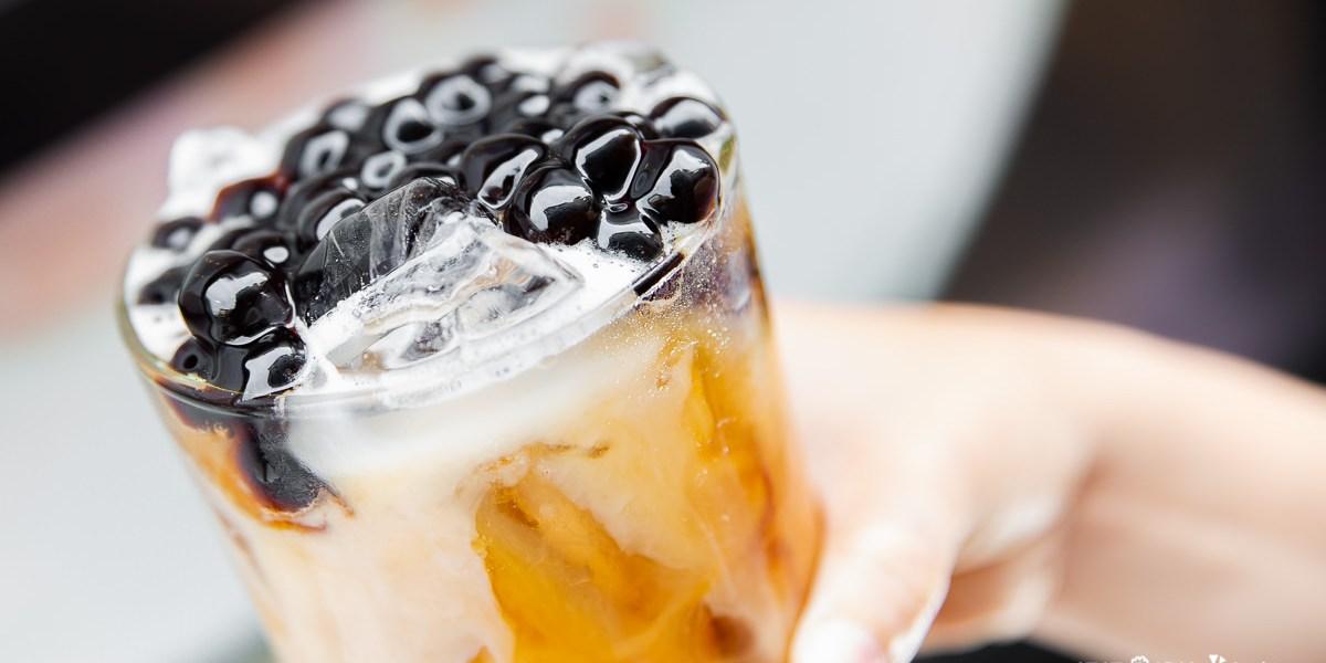 【台南飲料】南門路上新的飲料店,金三益都會茶飲,活動期間手炒黑糖波霸鮮奶買一送一!