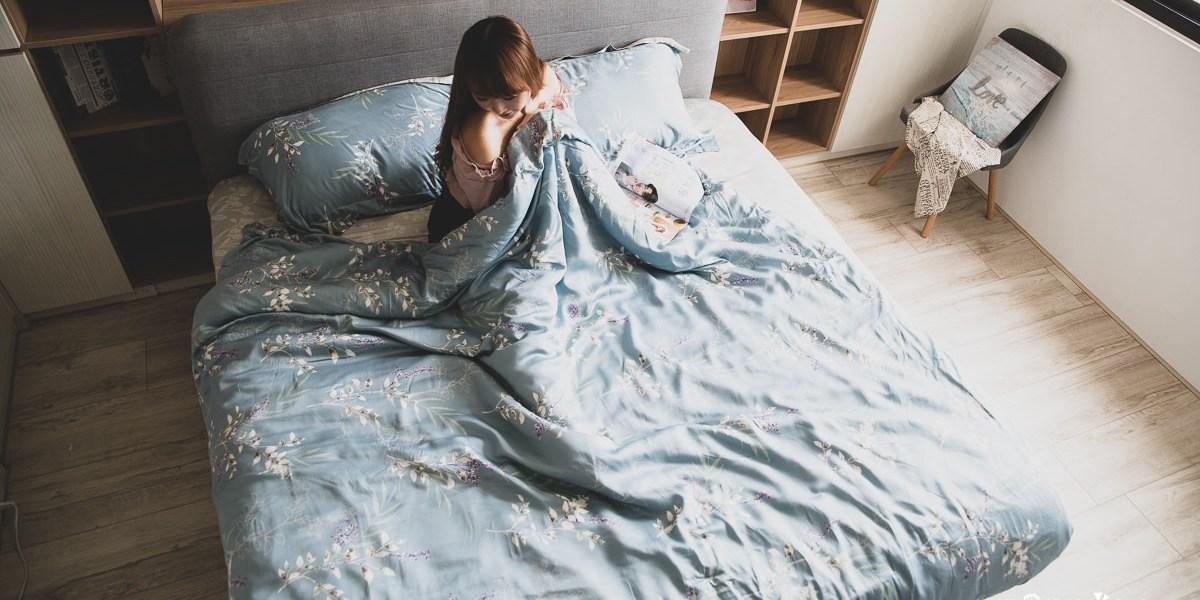 【床包】要來攻頂了!是100支天絲~~100%萊賽爾面料床包!!! 目前最高等級的天絲床組規格阿!!!
