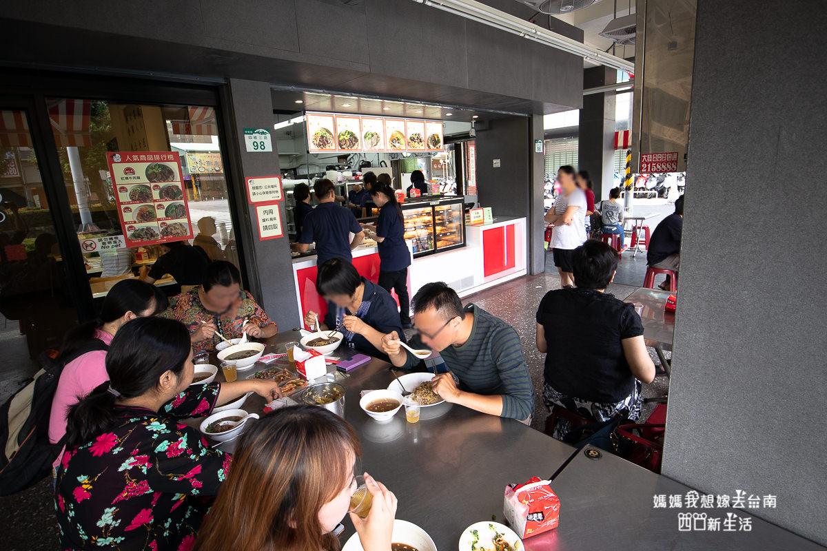 【高雄美食】近35年的好滋味,大牛牛肉麵!! 高雄人氣牛肉麵店~推薦清燉、紅燒湯頭唷!