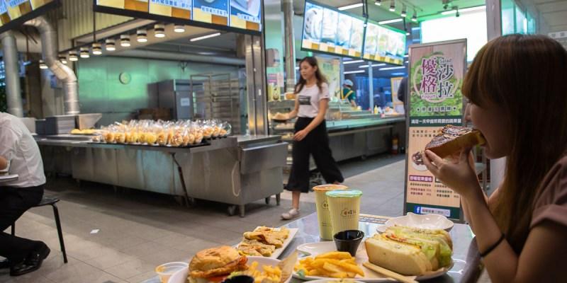 【台南早餐宵夜】台南早餐、台南宵夜來囉~生意超好的人潮滿滿的曜陽營養三明治早餐店,現在也開宵夜時段了!!