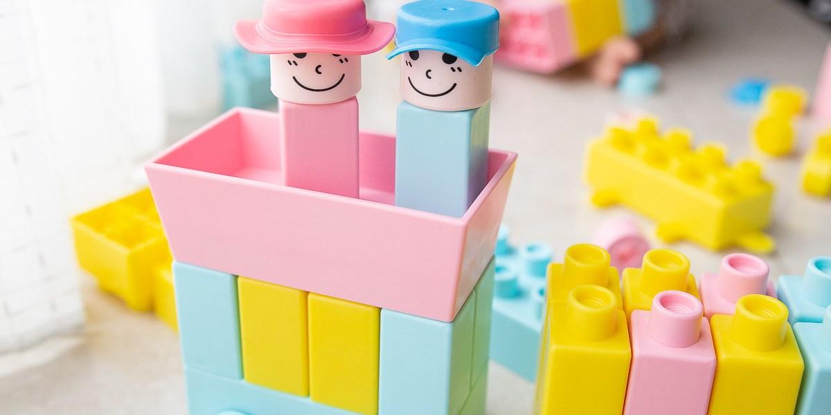 【育兒】每個小朋友必備的一款軟積木! 安全好玩,激發小朋友的創造力~WOOHOO Block Junior 軟積木