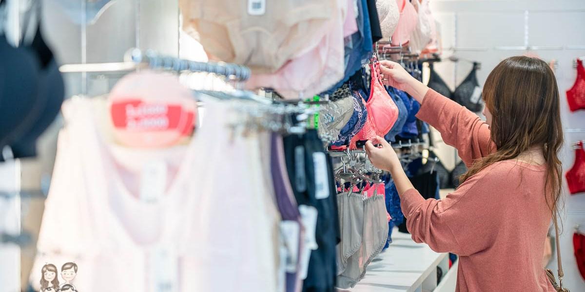 【穿搭】過年穿新衣! 大紅大紫好運氣~從裡到外都要煥然一新!! 平價好穿的內衣LaBome拉波米