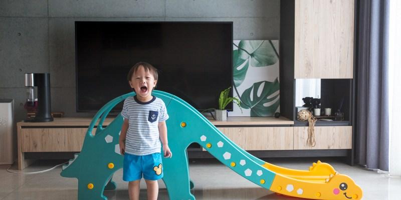 【團購】可用振興三倍券!價格可愛,耐用,坡度加長的溜滑梯~PHOEBE 兒童遊戲動物溜滑梯!