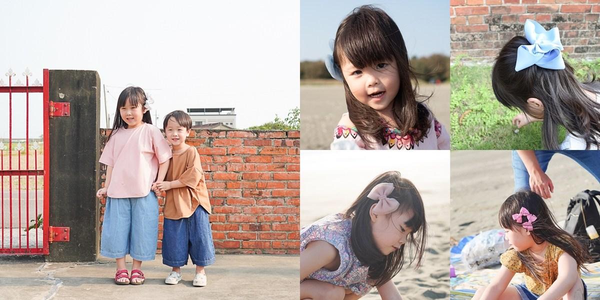 【育兒】爸爸媽媽必看,超可愛的蝴蝶結髮夾系列,還有質感童裝、襪子!BOWNITA開團囉!