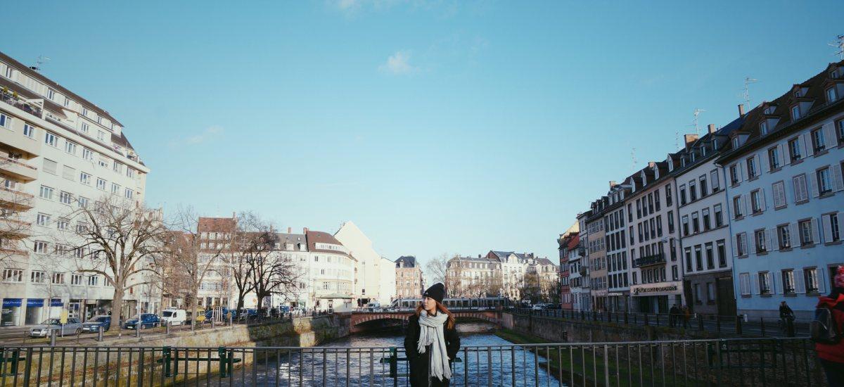 歐洲十日遊日記|Day8,史特拉斯堡一日遊,世界第二大的聖誕市集