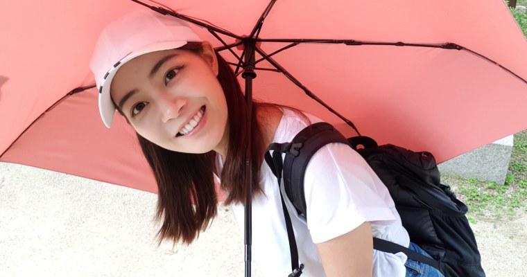 生活選物 一甩快乾! ATAKAMA不濕傘 ,輕量級隨時收納好攜帶