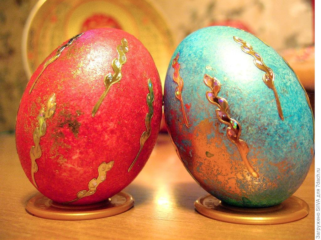 Cara Cat Telur Kuning Untuk Paskah Reka Bentuk Asal Telur