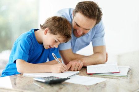 Bir çocuğun hatasız yazmaya nasıl öğretilir?