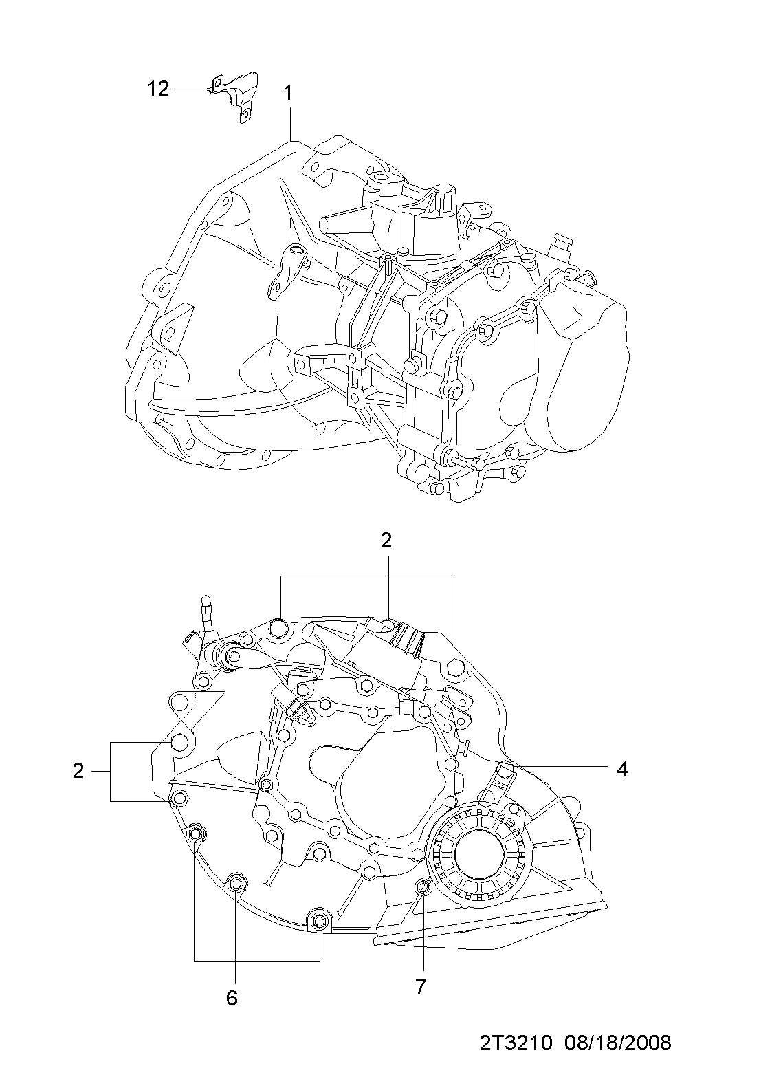 Chevy Aveo Maintenance Manual