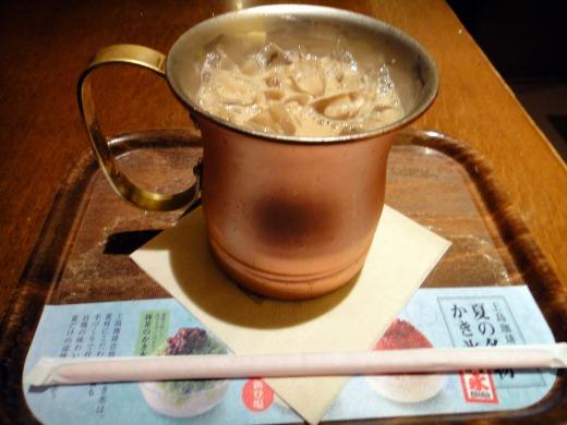 アイス黒糖ミルク珈琲(L)
