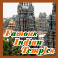 Famous Indian Temples Icon