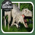 Jurassic World Evolution game walkthrough Icon