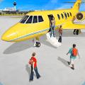 Flight Simulator: Airplane Fly Adventure Icon