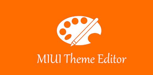 Theme Editor For MIUI apk