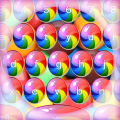 Colorful Candy Keyboards Icon