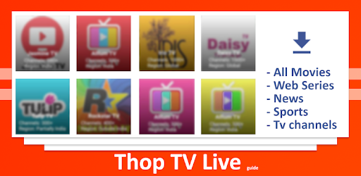 Thop TV Guide 2020 - Live TV Tricks apk