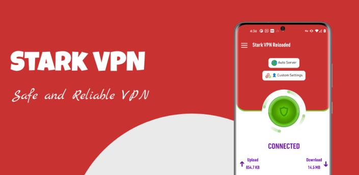 Stark VPN Reloaded (istark.vpn.starkreloaded) APK | AAPKS