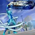 Freezo Snow Storm - Gangster City Ice Superhero Icon