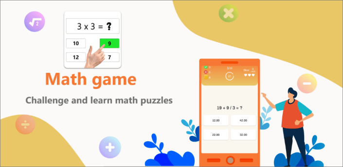 Math game: Challenge and learn math puzzles apk