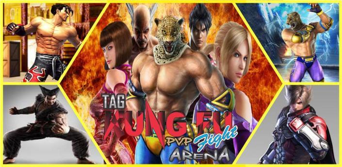 TAG Kung Fu PVP Fight club apk