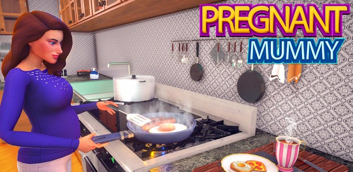 Pregnant Mother Simulator- Newborn Pregnancy Games apk