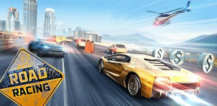 Road Racing: Highway Traffic & Police Chase apk
