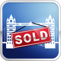 Landlord Tycoon Business Investing City in Pocket Icon