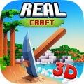 Real Craft 3D Icon